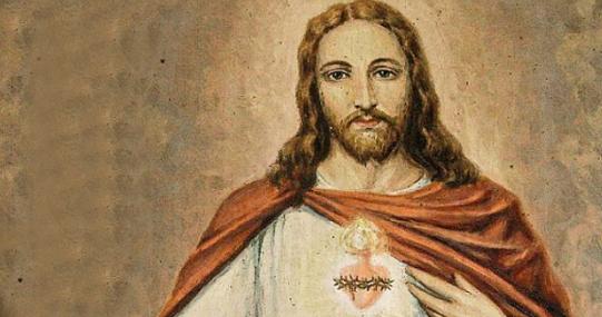 Nabożeństwo ku czci Najświętszego Serca Pana Jezusa