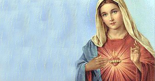 Nabożeństwo Wynagradzające Niepokalanemu Sercu Maryi